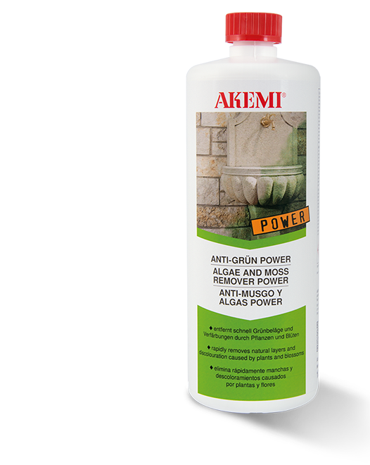 AKEMI ALGAE AND MOSS REMOVER POWER